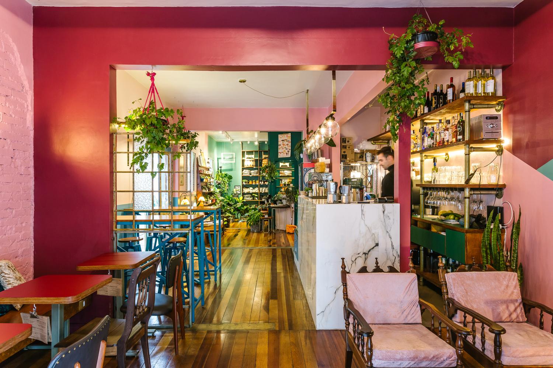 Thiết kế quán cafe theo phong cách nhiệt đới ( Tropical Style) - Minh Kiệt Cafe